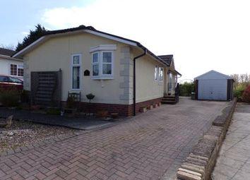 Thumbnail Mobile/park home for sale in Lonsborough Gardens, Langham, Oakham, Rutland