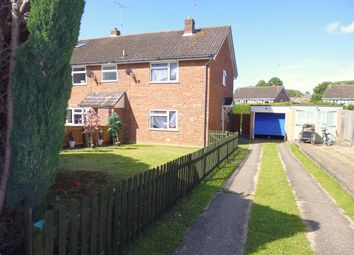Thumbnail 3 bed end terrace house for sale in Hasted Close, Bury St. Edmunds