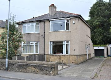Thumbnail 2 bed semi-detached house for sale in Laund Road, Salendine Nook, Huddersfield