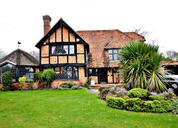Thumbnail 5 bed detached house to rent in Farnham Park Lane, Farnham Royal, Slough