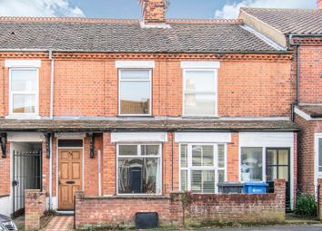 Thumbnail 3 bed terraced house to rent in Avenue Road, Norwich