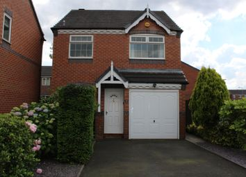 Thumbnail 3 bedroom detached house for sale in Hempole Lane, Tipton