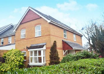 Thumbnail 1 bedroom end terrace house for sale in Christabel Close, Isleworth