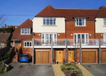 Thumbnail 3 bed town house for sale in Arundale Mews, Rivermead, Pulborough