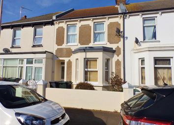 Thumbnail 3 bed terraced house for sale in Seaford Road, Eastbourne
