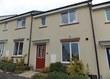 Thumbnail 3 bed terraced house to rent in Lime Grove, St Austell, Cornwall