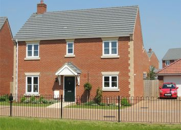 Thumbnail 4 bed detached house for sale in Foxglove Court, Downham Market