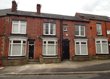 Thumbnail 3 bedroom terraced house for sale in Stalker Lees Road, Sheffield