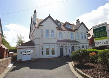 Thumbnail 6 bed semi-detached house for sale in Riverbank Road, Lower Heswall, Wirral