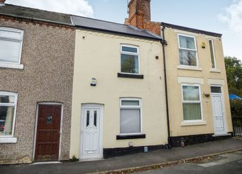 Thumbnail 2 bed terraced house for sale in Stamford Street, Awsworth, Nottingham