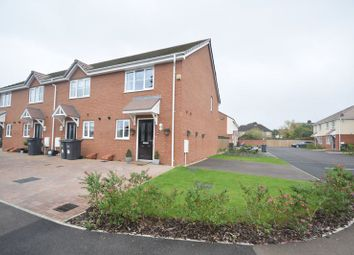 Thumbnail 2 bedroom end terrace house for sale in Verde Close, Luton