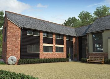 Thumbnail 4 bed barn conversion for sale in Copplestone Lane, Colaton Raleigh, Sidmouth, Devon