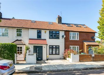 Thumbnail 4 bed terraced house to rent in Boileau Road, Barnes, London