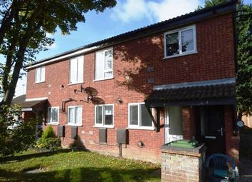 Thumbnail 2 bed flat for sale in Osborne Close, North Walsham