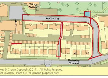 Thumbnail Land for sale in Land Jubilee Way/Hatherley Crescent, Sidcup, Kent
