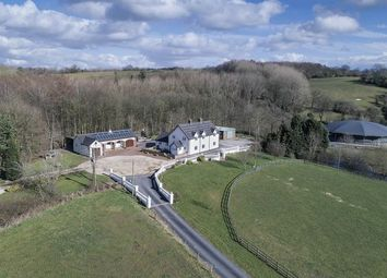Thumbnail 5 bed farmhouse for sale in Uttoxeter Road, Stone