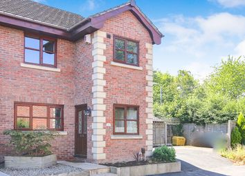 Thumbnail 3 bed semi-detached house for sale in Rosewood Gardens, Gatley, Cheadle