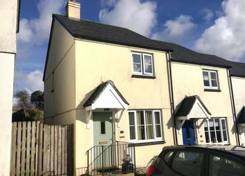 Thumbnail End terrace house for sale in Nanpean, St. Austell, Cornwall