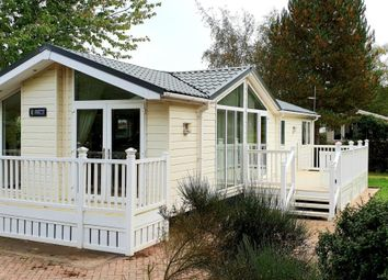 Thumbnail 2 bed lodge for sale in Hornsea Road, Skipsea, Driffield