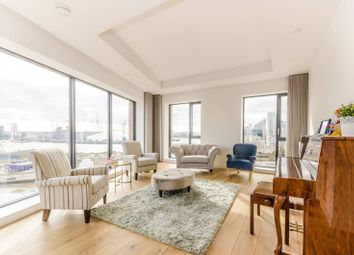Thumbnail 2 bed flat to rent in London City Island, Canary Wharf