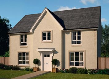 "Thumbnail 4 bedroom detached house for sale in ""Buchanan"" at Newtonmore Drive, Kirkcaldy"