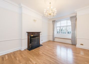 Thumbnail 4 bed flat to rent in St John's Wood High Street, London
