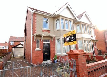 Thumbnail 3 bedroom semi-detached house for sale in Primrose Avenue, Blackpool