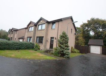 Thumbnail 3 bed semi-detached house for sale in Almondbank, Glenrothes, Fife, Scotland