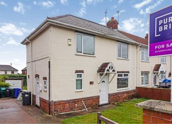 3 bed end terrace house for sale in First Avenue, Woodlands, Doncaster DN6