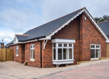 Thumbnail 3 bed bungalow for sale in Eureka Lodge Gardens, Swadlincote, Derbyshire