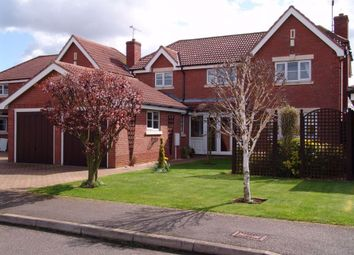 Thumbnail 3 bed detached house to rent in High Meadow, Tollerton, Nottingham