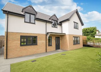 Thumbnail 4 bed detached house for sale in Abington Road, Litlington, Royston