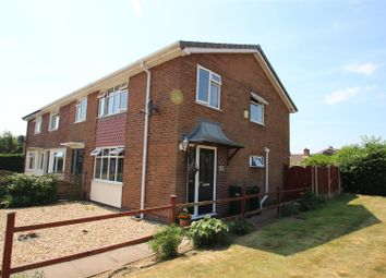 Thumbnail 3 bed end terrace house for sale in Weston Close, Shifnal