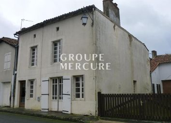 Thumbnail 4 bed property for sale in Jousse, Poitou-Charentes, 86350, France