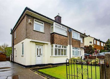Thumbnail 3 bed semi-detached house for sale in Partington Lane, Swinton, Manchester