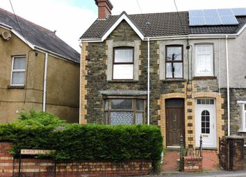 Thumbnail 3 bed semi-detached house for sale in Heol Llanelli, Pontyates, Llanelli