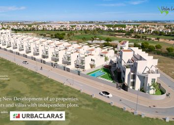 Thumbnail 3 bed apartment for sale in Roda Golf Resort, Los Alcázares, Murcia, Spain
