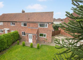 Thumbnail 3 bed semi-detached house for sale in Auster Bank Road, Tadcaster