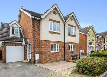 Thumbnail 3 bed semi-detached house for sale in Freshwater Close, Herne Bay