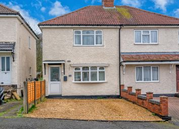 3 bed semi-detached house for sale in Broadway, Hednesford, Cannock WS12