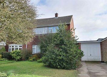 3 bed semi-detached house for sale in Cox Ley, Hatfield Heath, Bishop's Stortford, Herts CM22