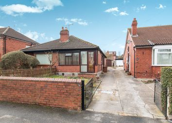 Thumbnail 2 bed semi-detached bungalow for sale in Fearnville Place, Leeds