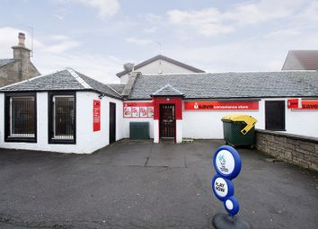 Thumbnail Commercial property for sale in 68 Main Street, Shieldhill, Falkirk