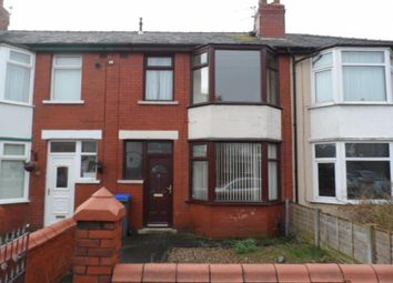 Thumbnail 3 bedroom terraced house to rent in Dalkeith Avenue, Blackpool