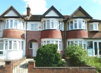 Thumbnail 3 bed terraced house to rent in Waverley Road, Harrow, Middlesex