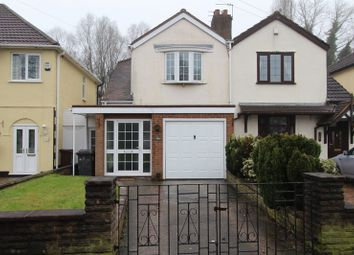Thumbnail 2 bed semi-detached house to rent in Lichfield Road, Wednesfield, Wolverhampton