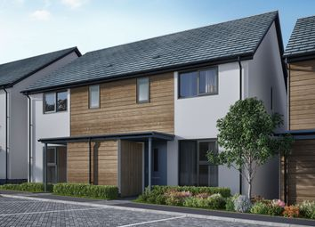 "Thumbnail 4 bed semi-detached house for sale in ""The Dorsmouth"" at Gatehouse Lane, Plymouth"