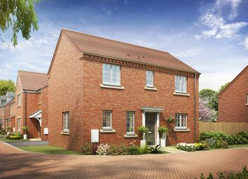 """Thumbnail 3 bed detached house for sale in """"The Clayton Corner """" at Brickburn Close, Hampton Centre, Peterborough"""