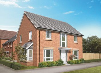 Thumbnail 4 bed detached house for sale in Off Hyde End Road, Shinfield
