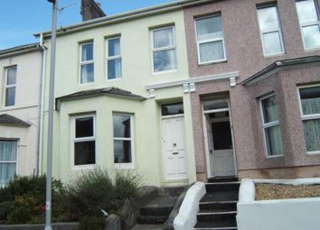 Thumbnail 3 bedroom property to rent in Chudleigh Road, Lipson Vale, Plymouth, Devon